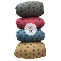 58 Inch Designer Printed Rayon Kurti Fabric