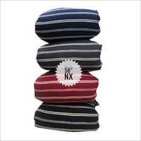 Designer Striped Rayon Fabric