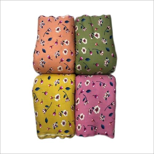 14 KG Printed Rayon Fabric