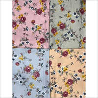 Baby Lycra Print Fabric