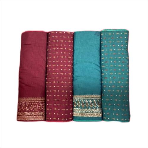 Rayon Capsule Foil Fabric