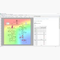 Network Stress Test (NST) Siemens PSS SINCAL Massive and Parallelized Analysis Modules