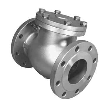 SQK A182 FSS16 Stainless Steel Swing Check Valve