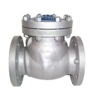 SQK A182 F304L Stainless Steel Swing Check Valve