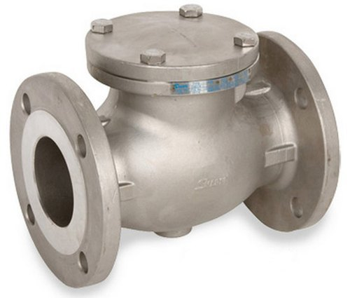 SQK A182 F316L Stainless Steel Swing Check Valve