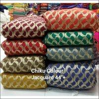 Chiku Colour Jacquard