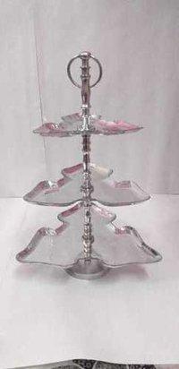 Aluminium Cake Stand