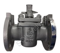 SQK A105 Forged Carbon Steel Plug Valve