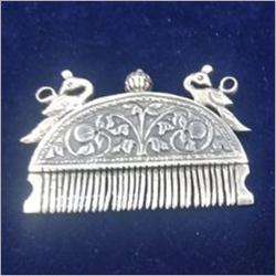 925 Sterling Silver Come Shape Pendant
