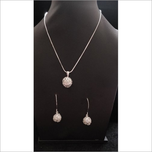 3 Piece Set 925 Sterling Silver