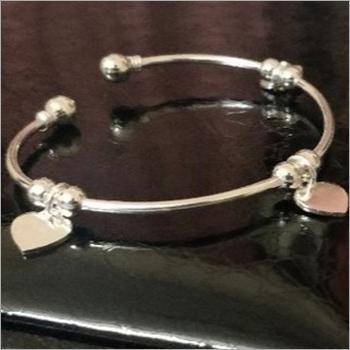 Finish Party Wear 925 Sterling Silver Bracelet