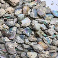 Natural Ethiopian Mutli Fire Opal Rough Stone