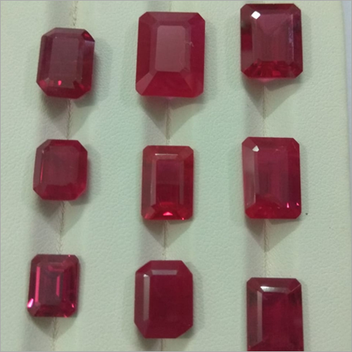 Red Ruby Stone