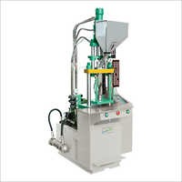 Vertical Clamping Vertical Screw Type Injection Moulding Machine