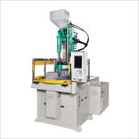 Rotary Type Vertical Injection Moulding Machine