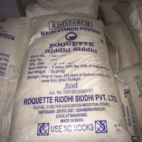 Food Grade Maize Starch Powder