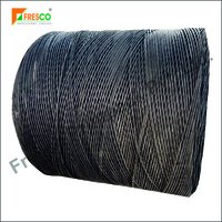 Black Twisted Paper Cord