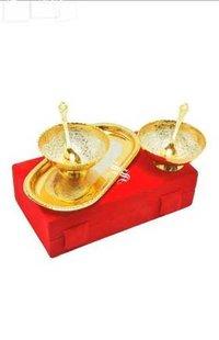 Gold capsule set