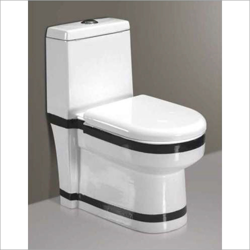 Designer One Piece Toilet Seat