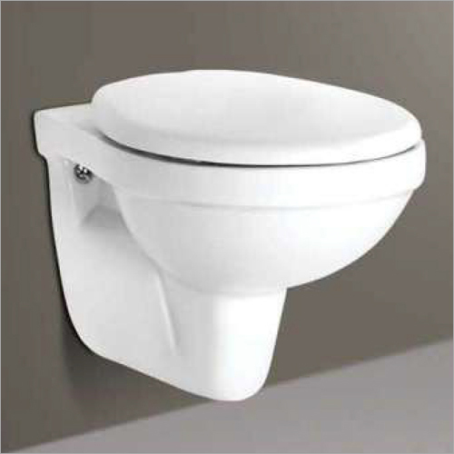 Wall Mounted One Piece Toilet Seat