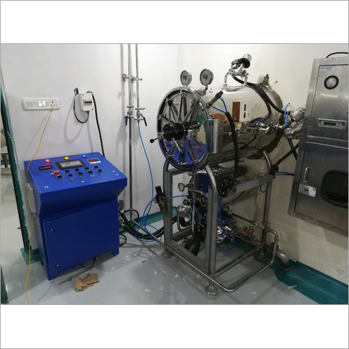 Industrial Bottle Sterilizer