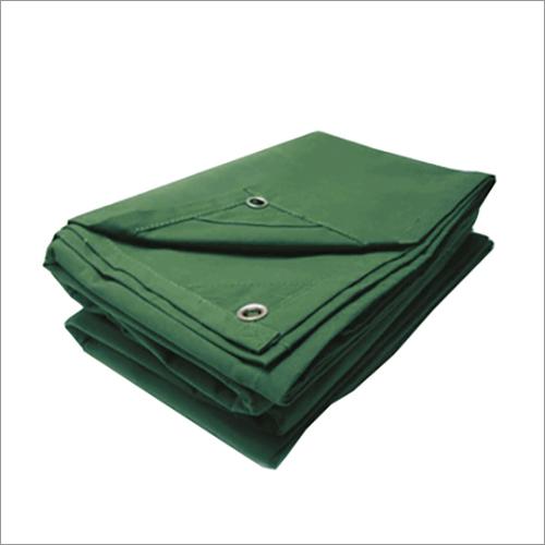 Green Canvas Tarpaulin