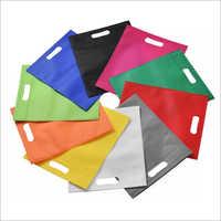 D-Cut Non Woven Bag For Shopping Reusable Bag