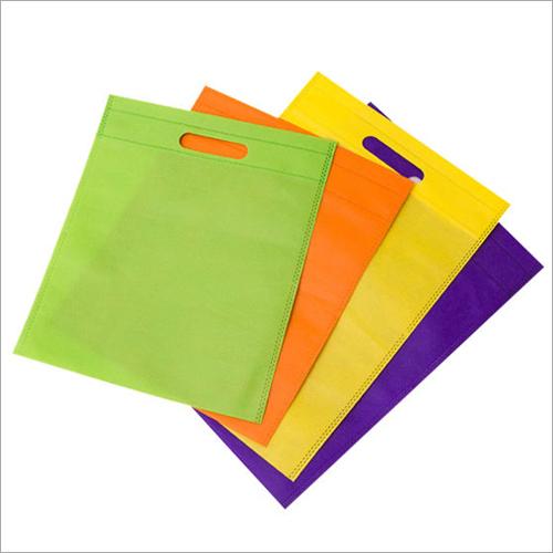 D-Cut Non Woven Bag
