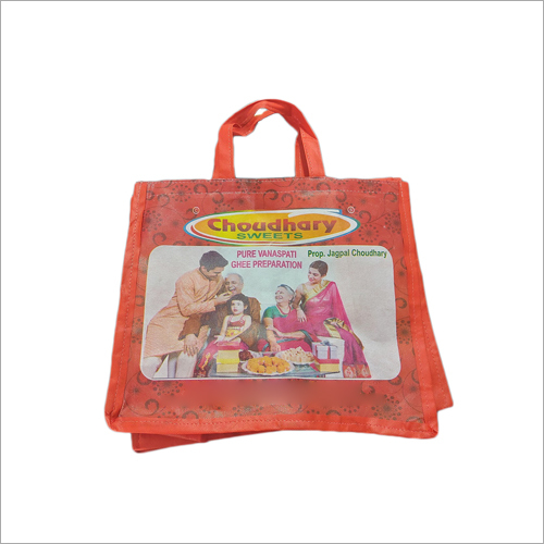 Sweets Packaging Non Woven Shopping Bag