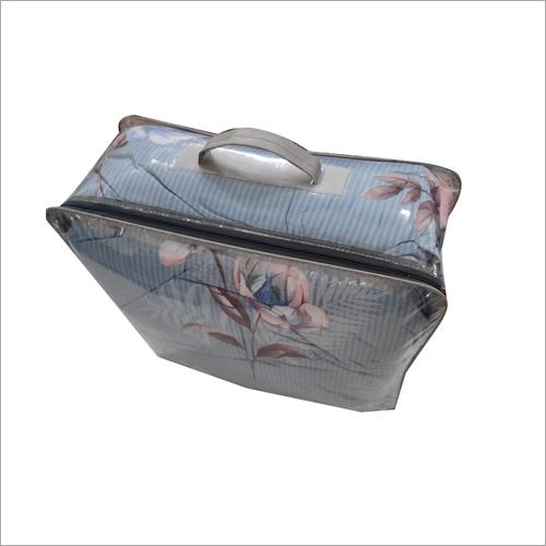 PVC Blanket Zipper Bag