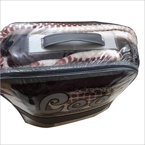 Blanket Packaging Zipper Bag