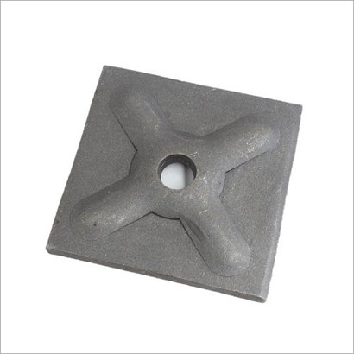 Steel Square Waller Plate