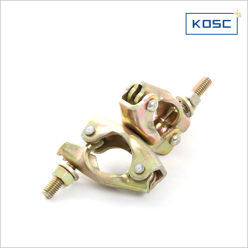 Red Oxide - Electroplated Pressed Swivel Coupler