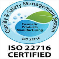 ISO 22716 2007 Certification Service