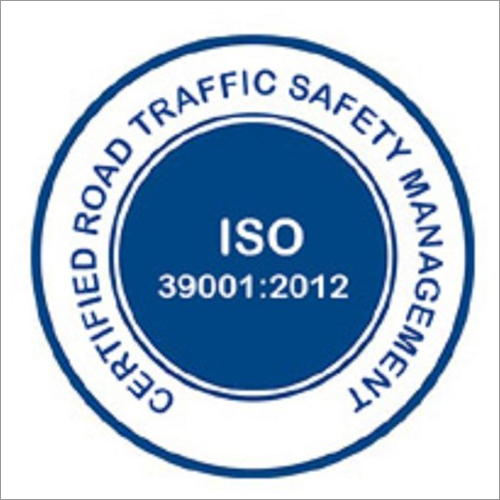 ISO 39001 2012 Certification Service