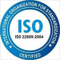 ISO 22609 2004 Certification Service