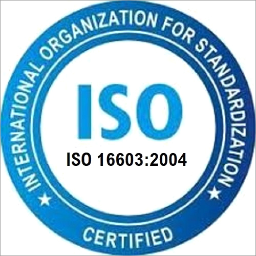 ISO 16603 2004 Certification Service