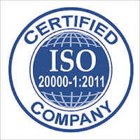 ISO 20000 2011 Certification Service