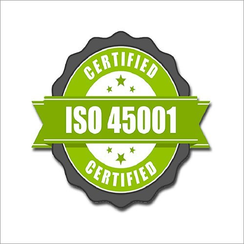 ISO 45001 2018 Certification Service