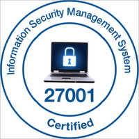 ISO 27001 2013 Certification Service