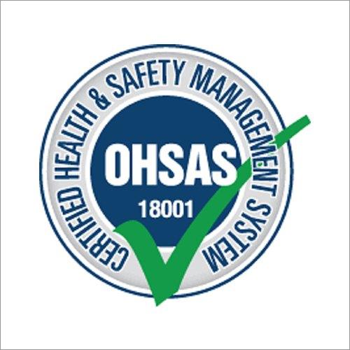 OHSAS 18001 Certification Service
