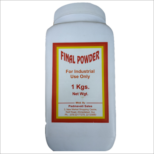 Final Powder