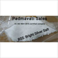 Bright Silver Salt For Bright Silver Plating