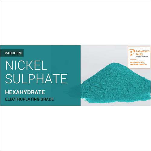 Nickel Sulphate Hexahydrate