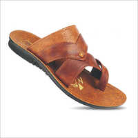 Brown Gents Slippers