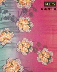 Floral Cotton Voile