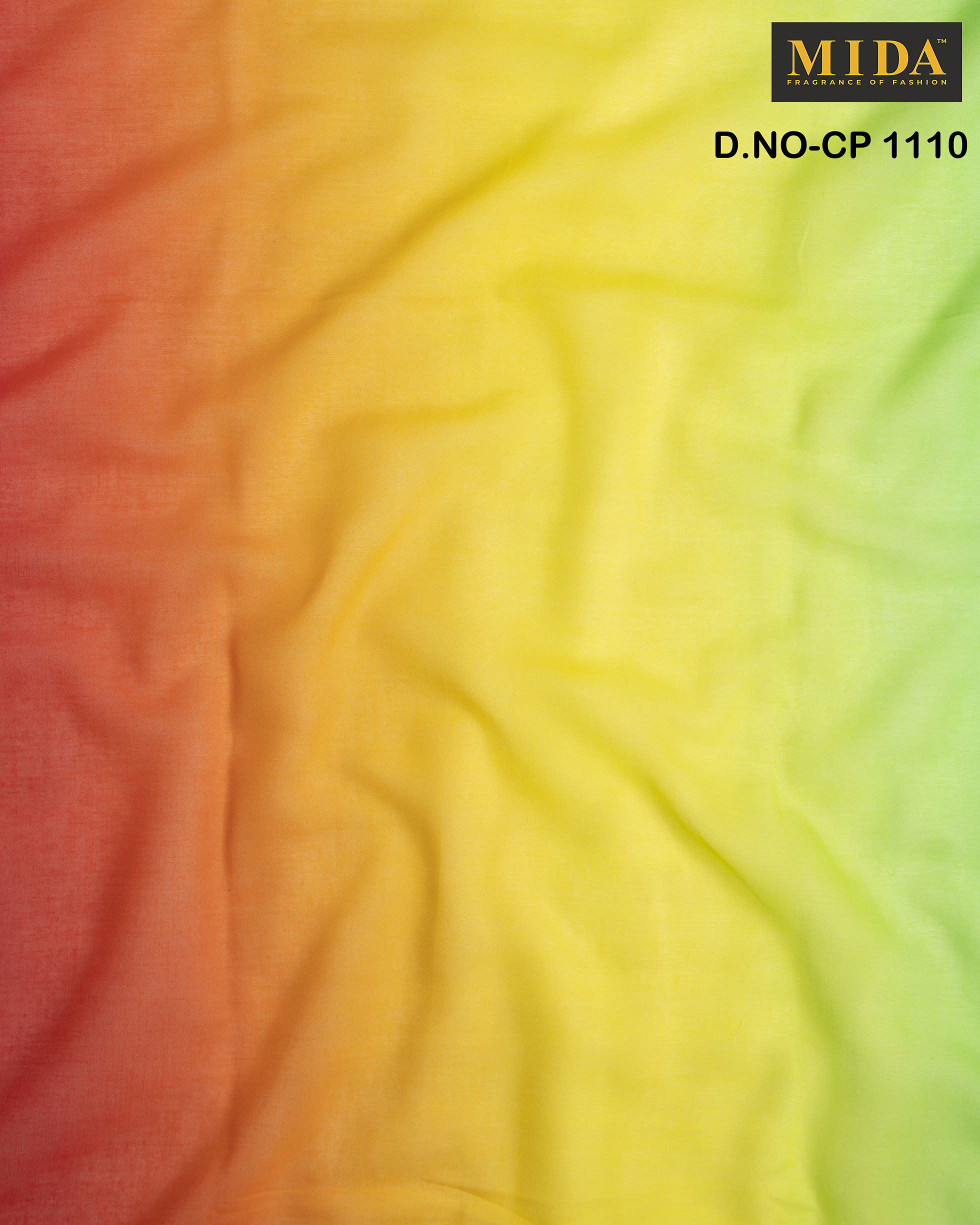 Printed Cotton Voile Fabric