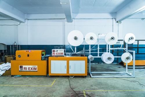 Pad Manufacturing  Machine