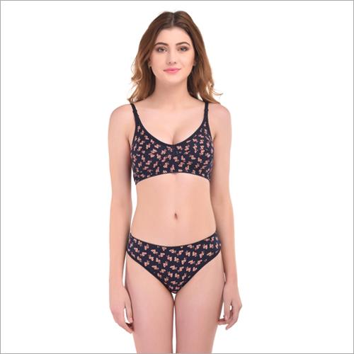 Printed Lili Ladies Undergarment Set