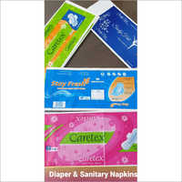 Biodegradable Sanitary Napkin Packing Pouches